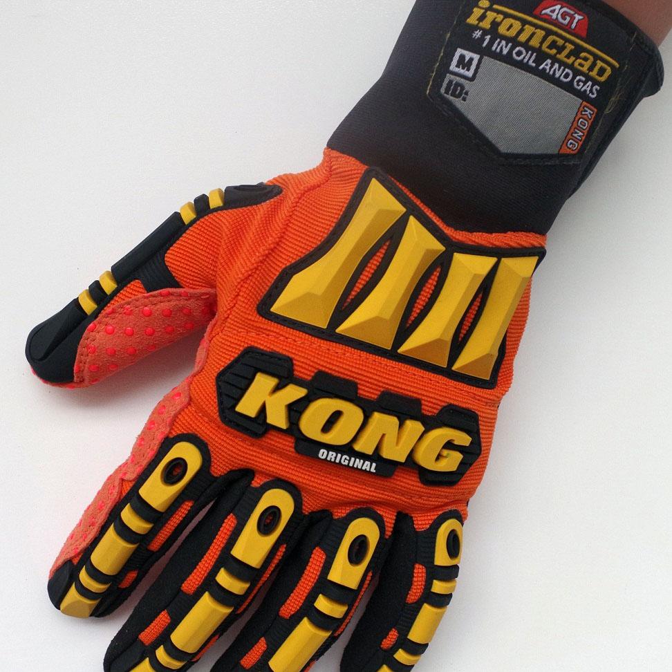 Găng tay chống va đập KONG