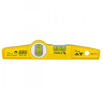 Stabila 81SM Magnetic Spirit Level 250mm