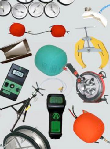 Vật tư & thiết bị xông khí Argon