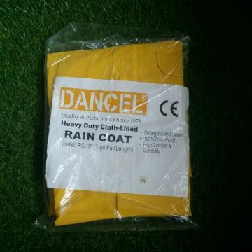 DANCEL PVC 2PC RAINCOAT